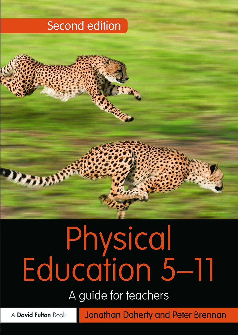 Physical Education 5-11: A guide for teachers book cover