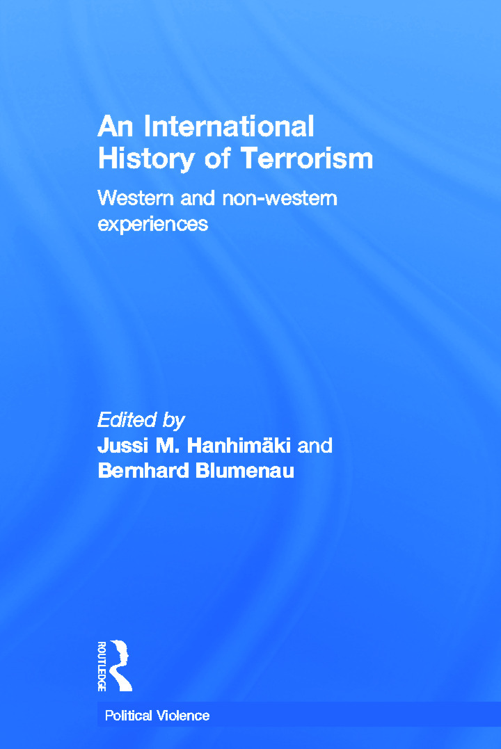 Quid pro quo: state sponsorship of terrorism in the Cold War: Thomas Riegler