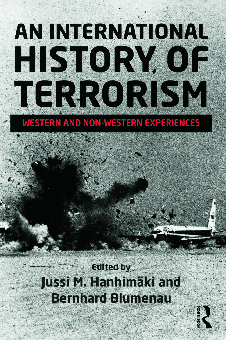 An International History of Terrorism: Western and Non-Western Experiences, 1st Edition (Paperback) book cover