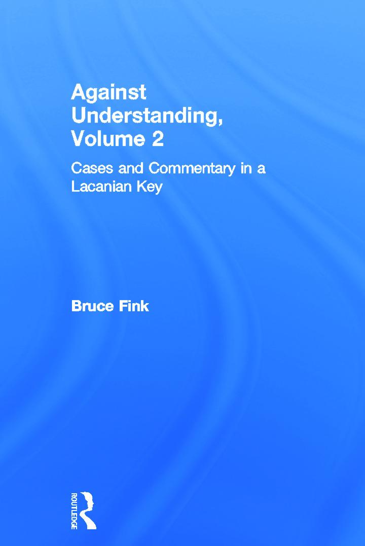 Against Understanding, Volume 2