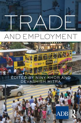Trade and Employment in Asia (Hardback) book cover