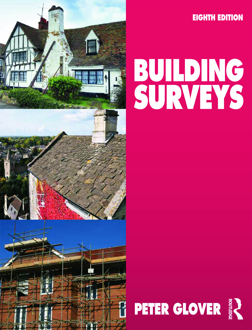Building Surveys: 8th Edition (Paperback) book cover