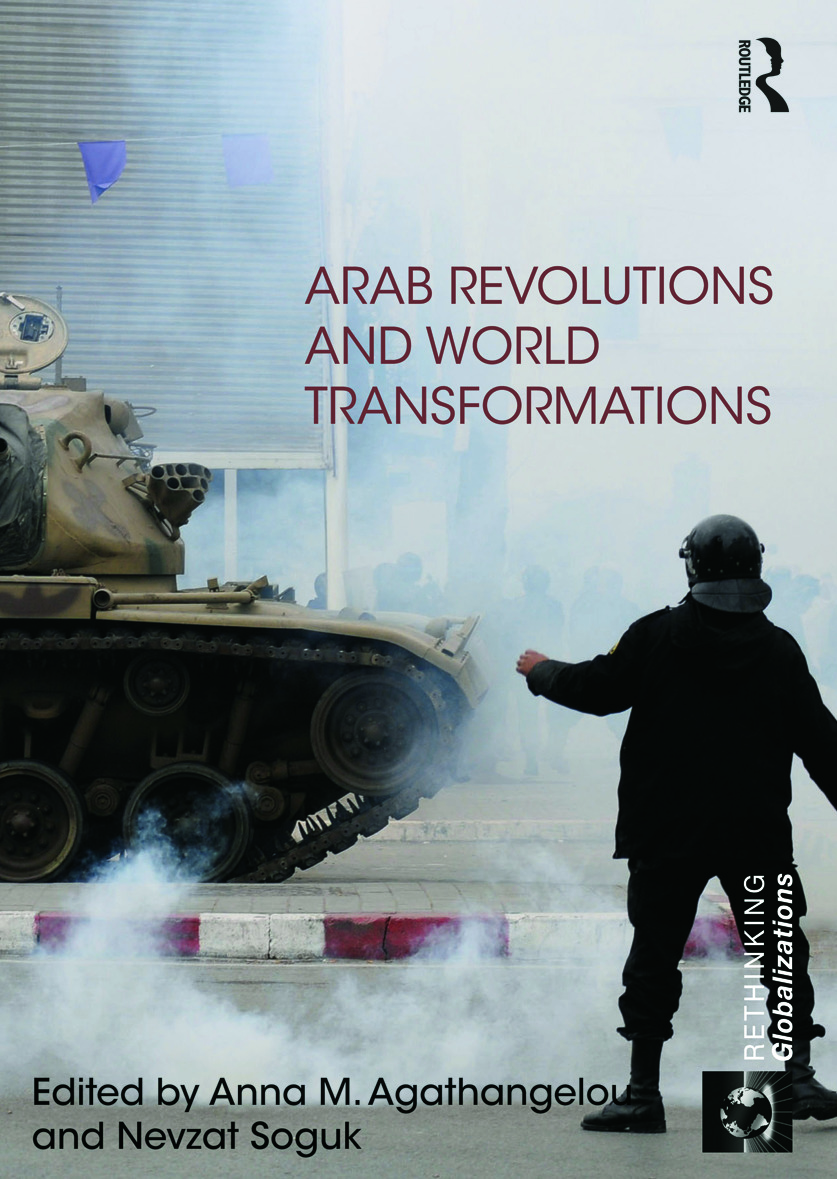 Arab Revolutions and World Transformations (Hardback) book cover
