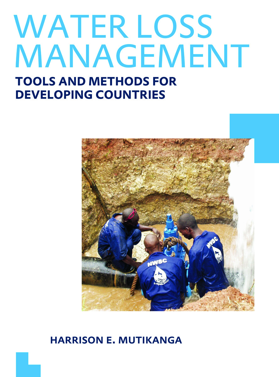 Water Loss Management: Tools and Methods for Developing Countries: UNESCO-IHE PhD Thesis (Paperback) book cover