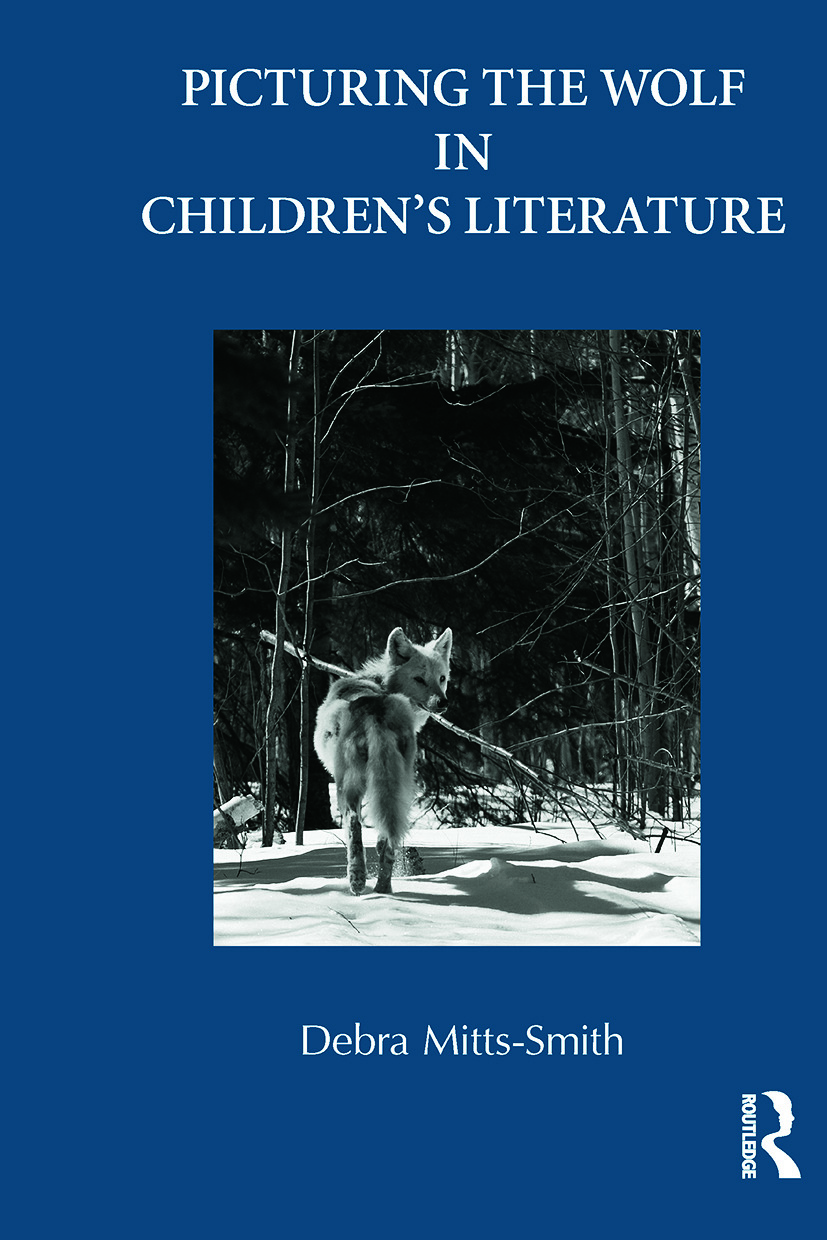 Picturing the Wolf in Children's Literature (Paperback) book cover