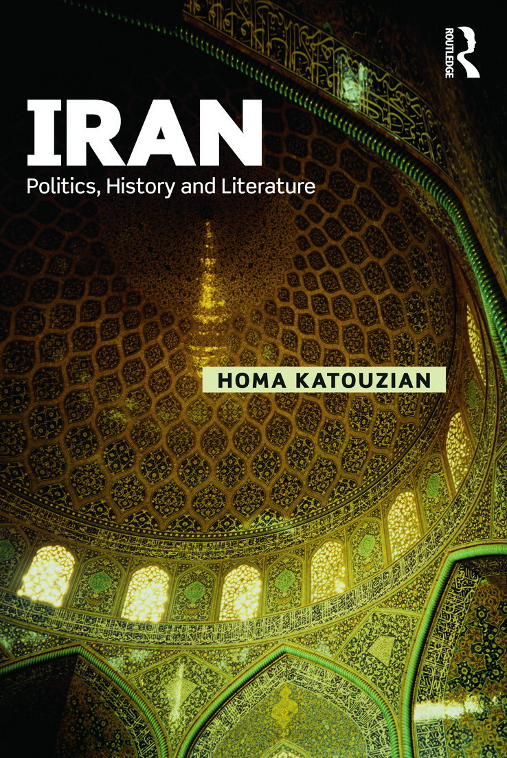 Iran: Politics, History and Literature (Paperback) book cover