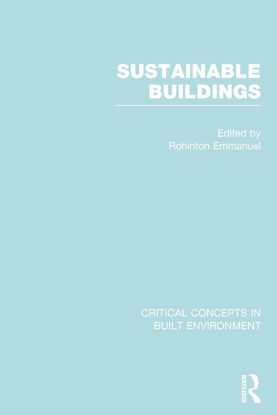 Sustainable Buildings (Hardback) book cover