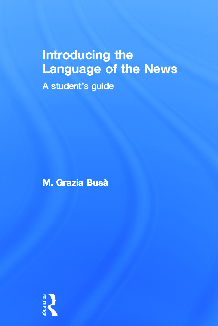 Introducing the Language of the News