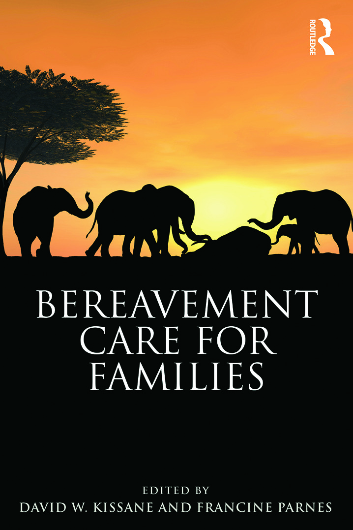 Bereavement Care for Families (Paperback) book cover