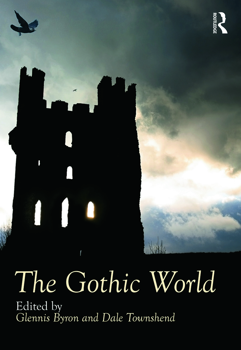 The Gothic World (Hardback) book cover