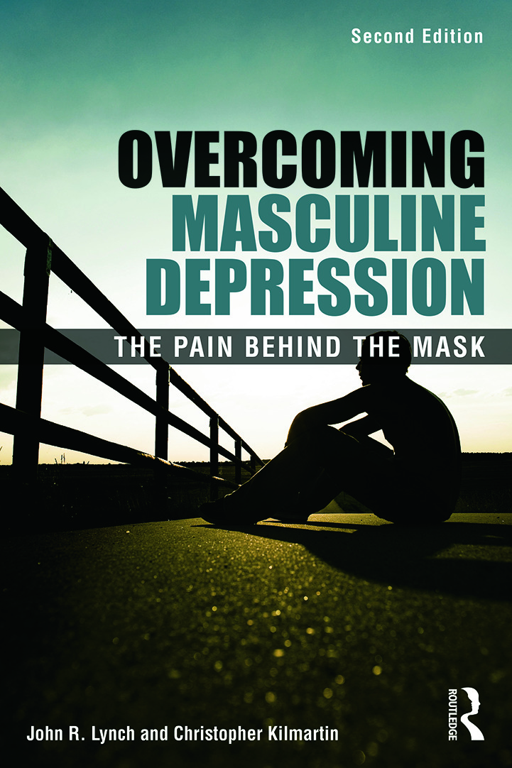 Overcoming Masculine Depression: The Pain Behind the Mask, 2nd Edition (Paperback) book cover