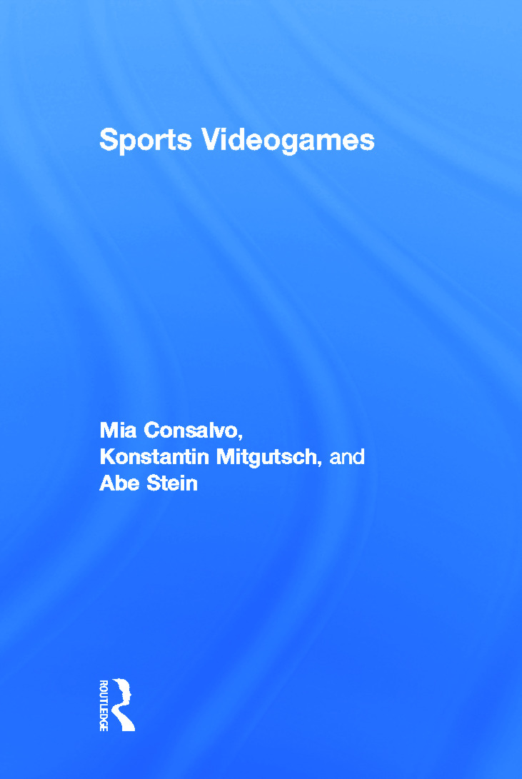 Sports Videogames book cover
