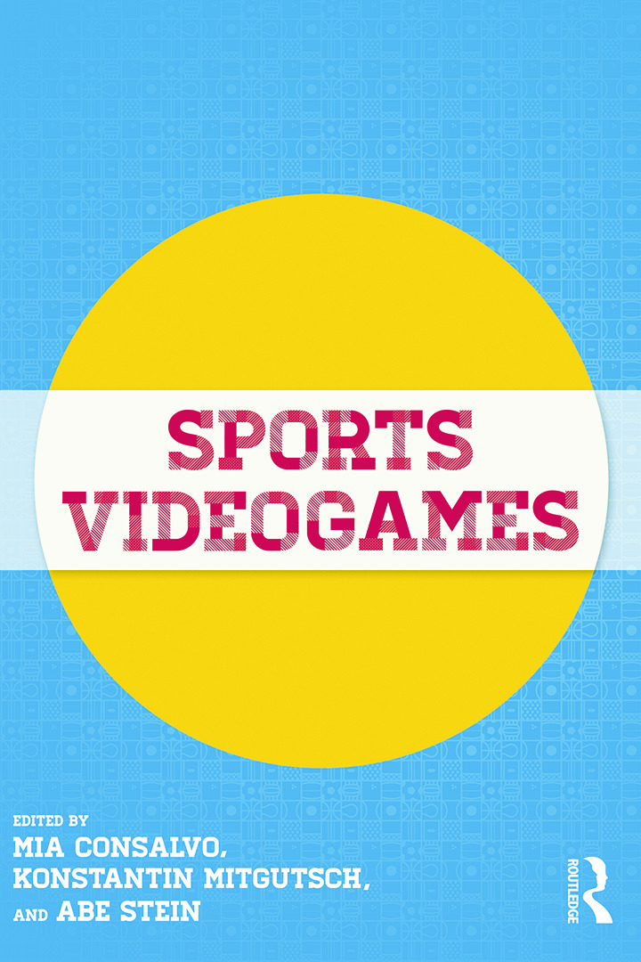 Sports Videogames (Paperback) book cover
