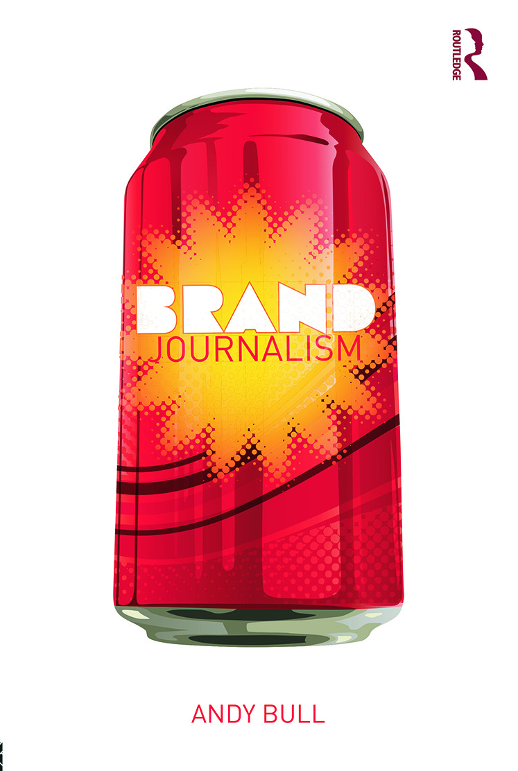 Brand Journalism (Paperback) book cover