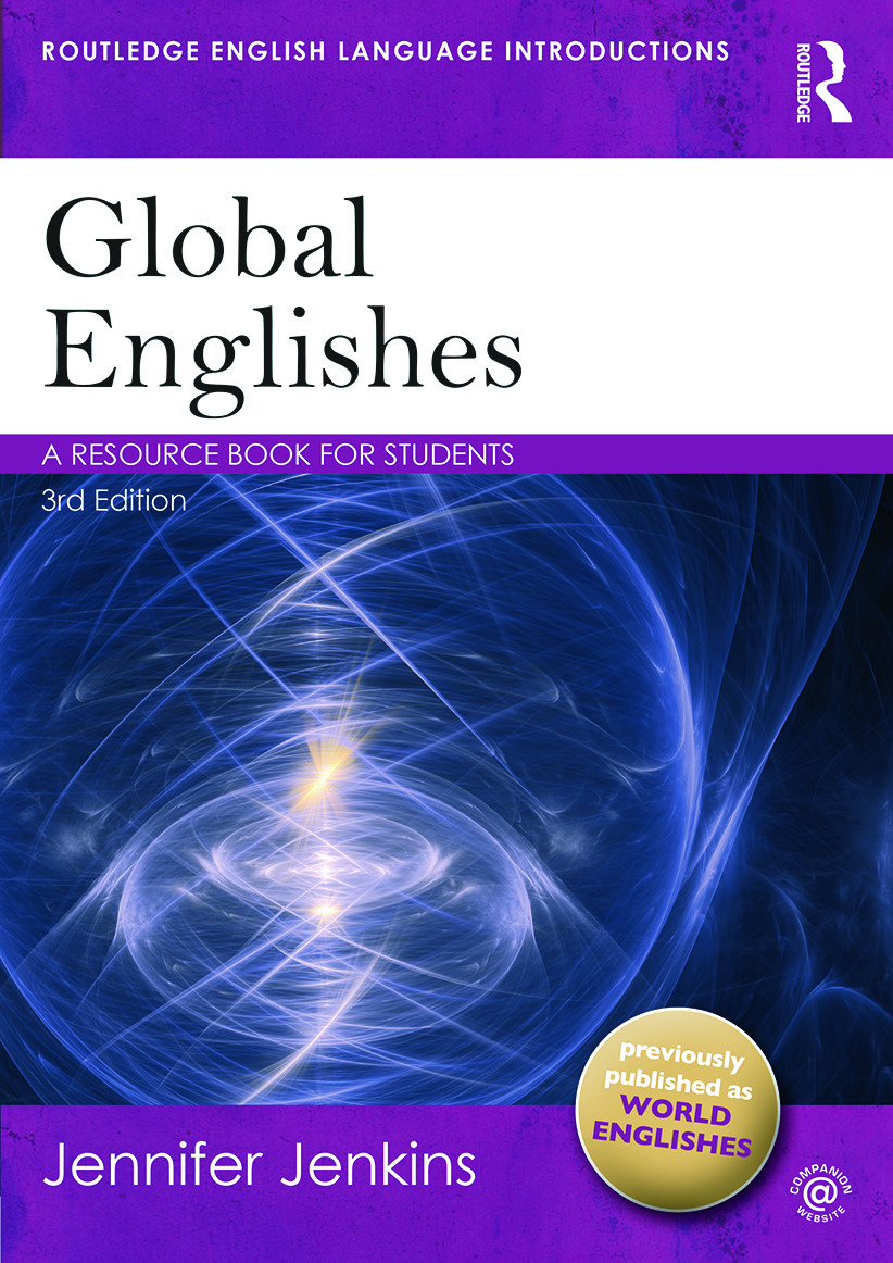Global Englishes: A Resource Book for Students, 3rd Edition (Paperback) book cover