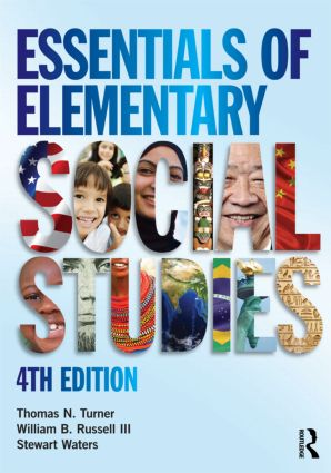 Essentials of Elementary Social Studies: 4th Edition (Paperback) book cover