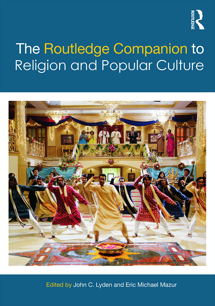 The Routledge Companion to Religion and Popular Culture book cover