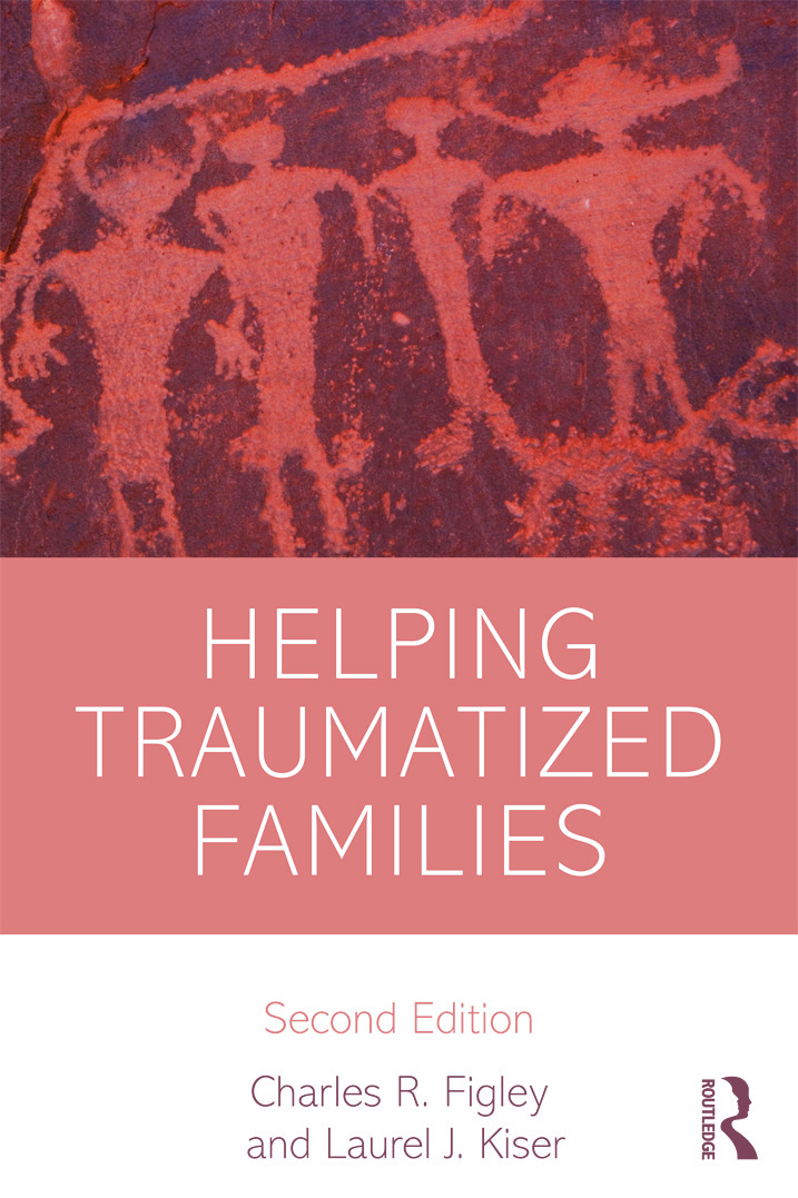 Helping Traumatized Families: 2nd Edition (Paperback) book cover