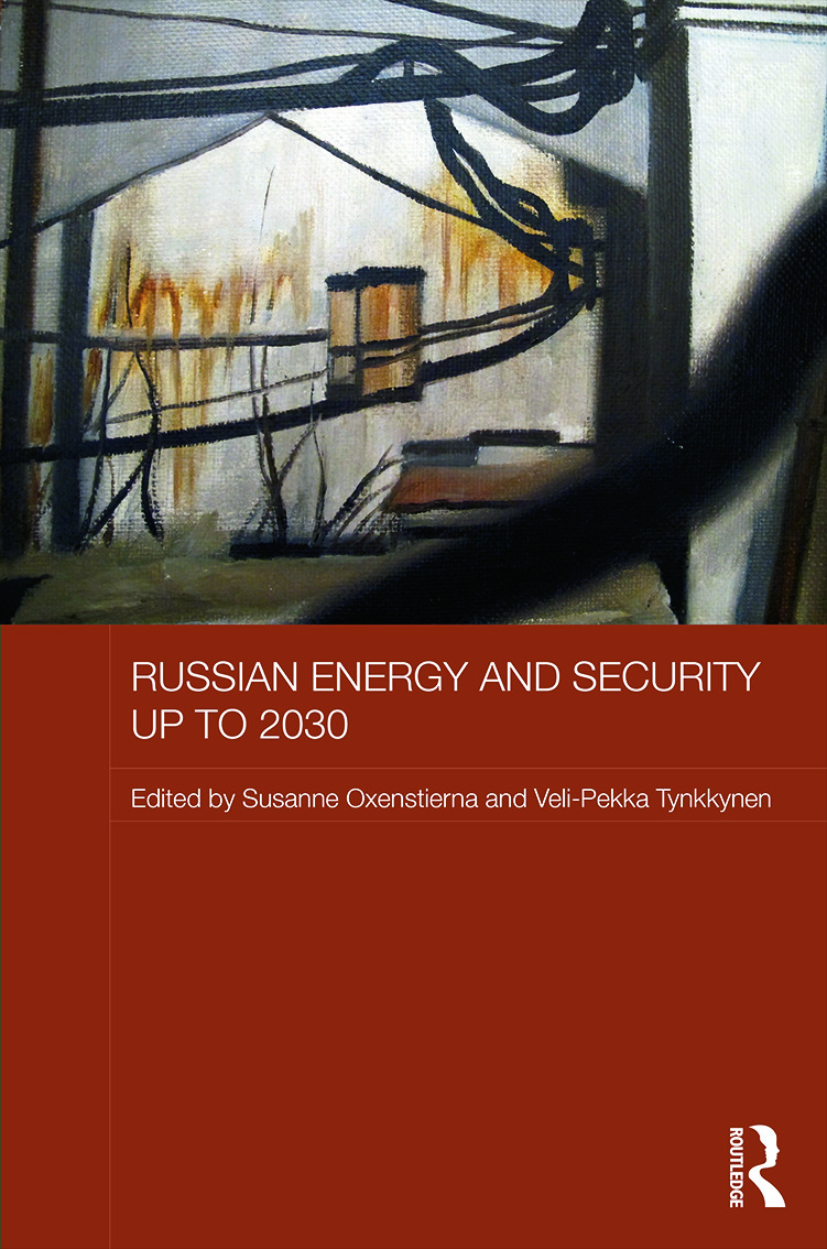 Russian Energy and Security up to 2030 book cover