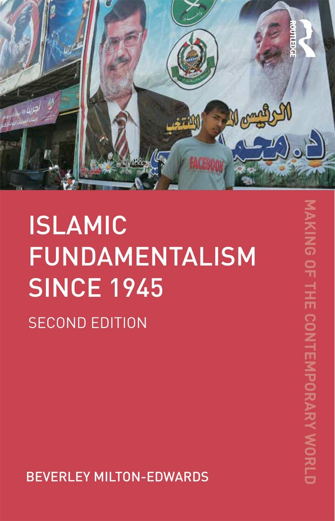 Islamic Fundamentalism since 1945 book cover