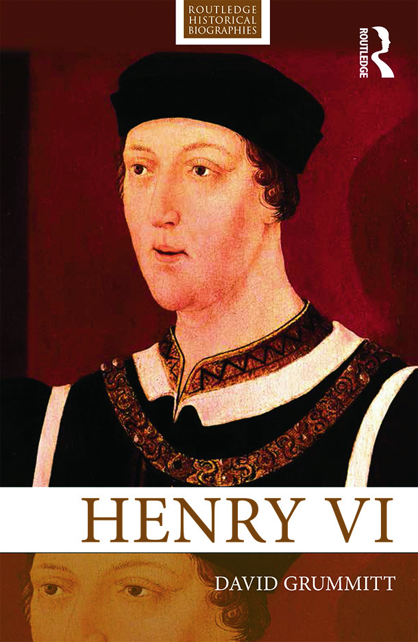 Henry VI book cover