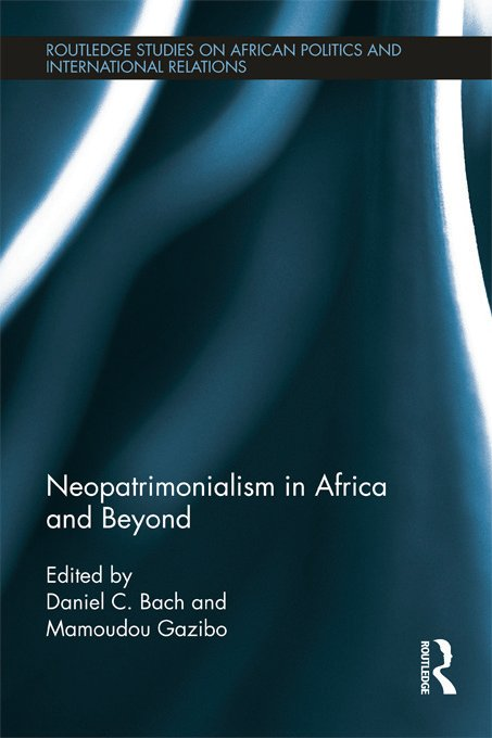 Neopatrimonialism in Africa and Beyond (Paperback) book cover