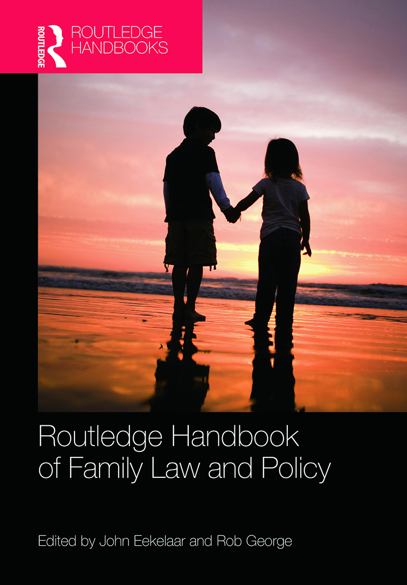 Routledge Handbook of Family Law and Policy book cover