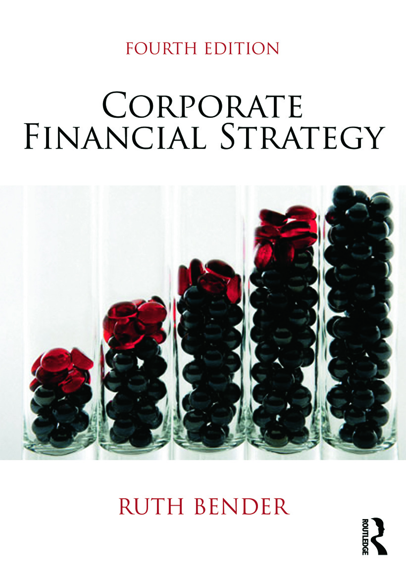 Corporate Financial Strategy: 4th Edition (Paperback) book cover