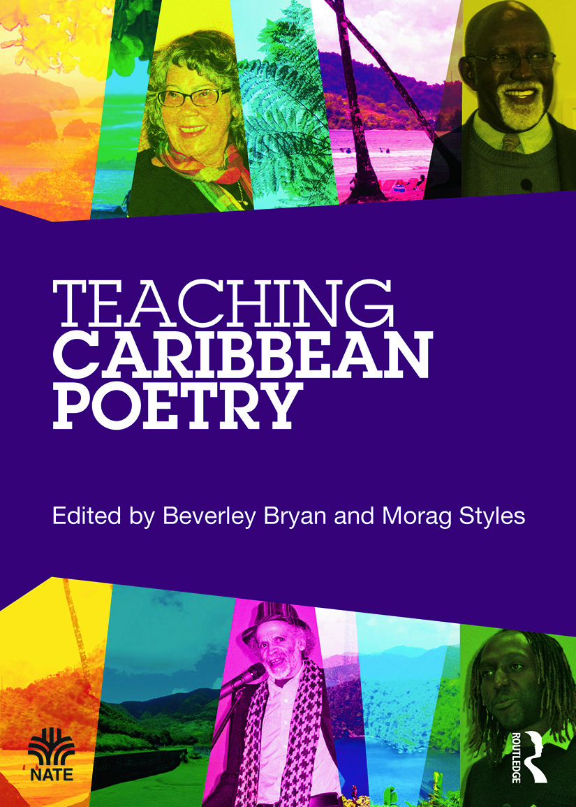 Teaching Caribbean Poetry (Paperback) book cover