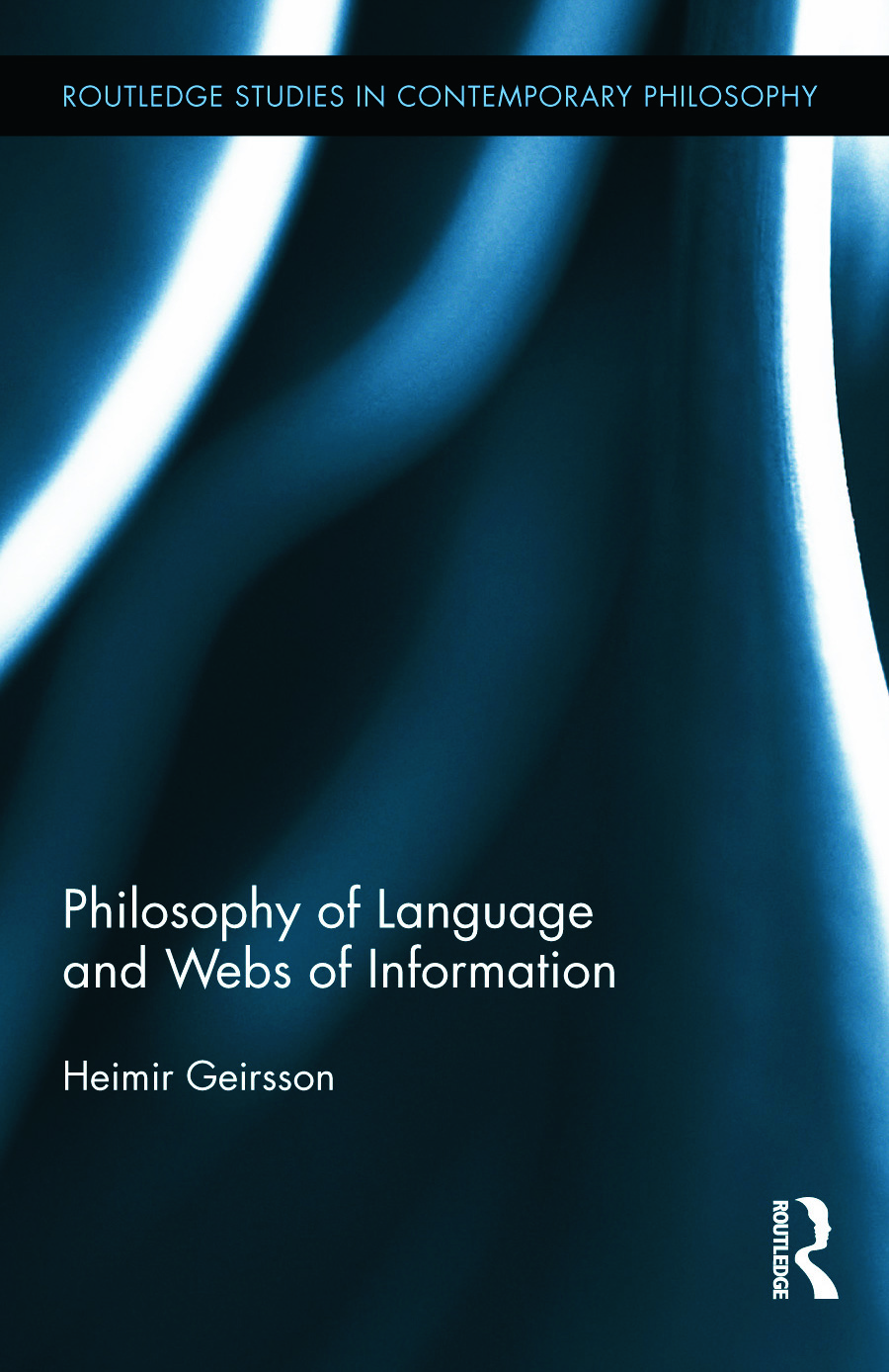Philosophy of Language and Webs of Information (Hardback) book cover