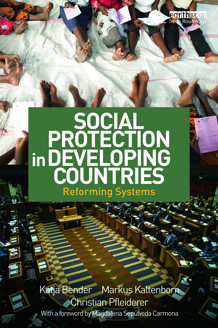 Social Protection in Developing Countries: Reforming Systems book cover