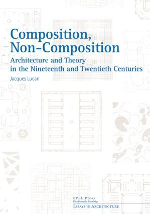 Composition, Non-composition (Hardback) book cover