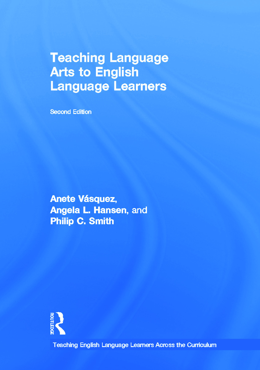 Teaching Language Arts to English Language Learners book cover