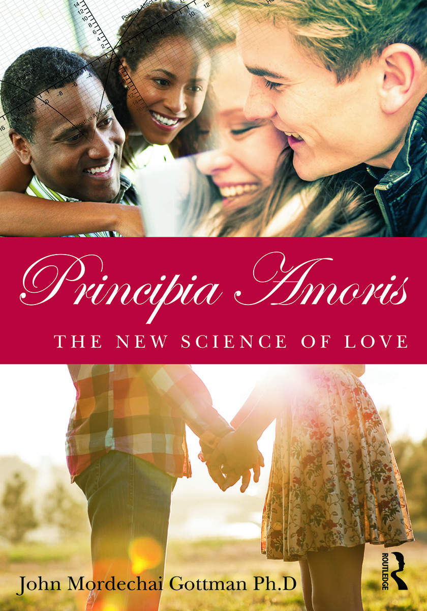 Principia Amoris: The New Science of Love, 1st Edition (Paperback) book cover