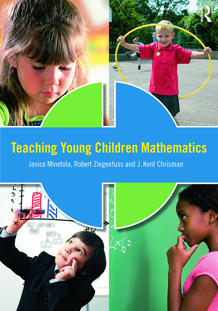 Teaching Young Children Mathematics (Paperback) book cover