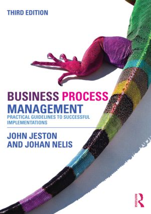 Business Process Management: 3rd Edition (Paperback) book cover