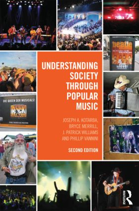 Understanding Society through Popular Music: 2nd Edition (Paperback) book cover