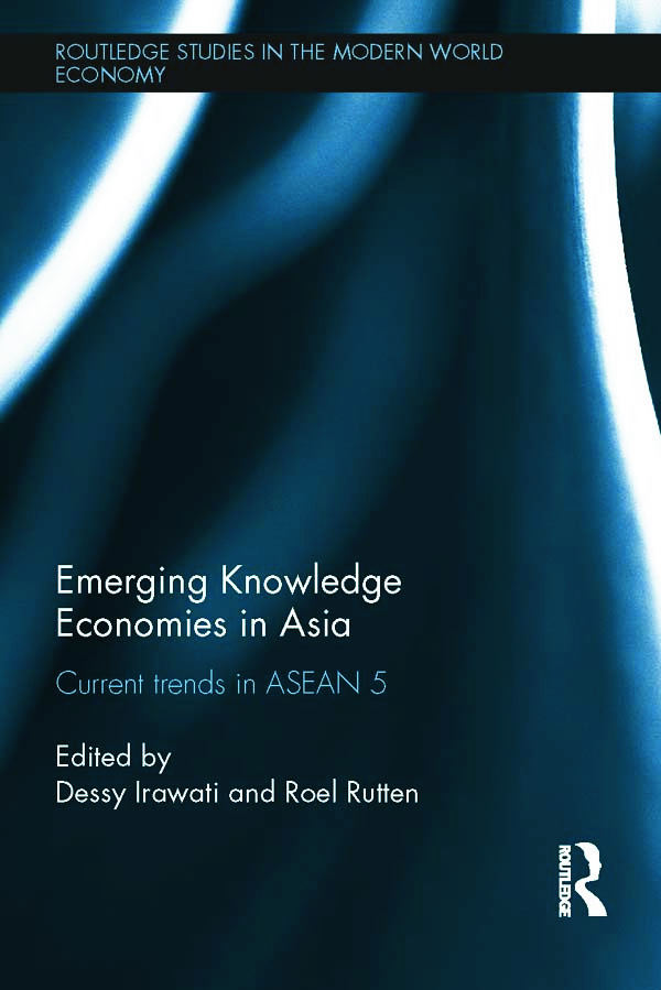 Emerging Knowledge Economies in Asia: Current Trends in ASEAN-5 (Hardback) book cover