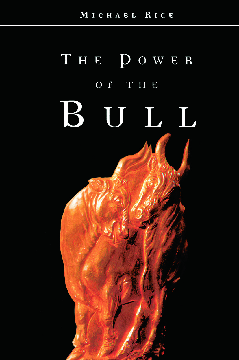 The Power of the Bull (Paperback) book cover