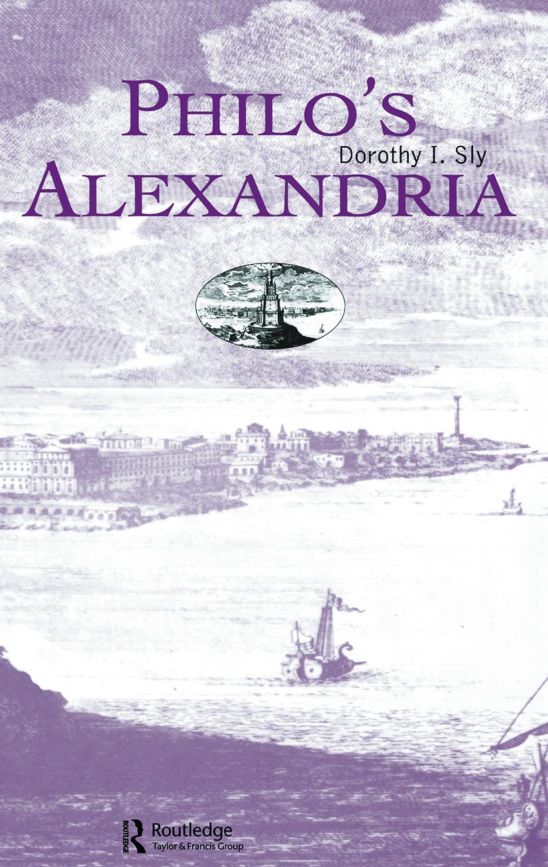 Philo's Alexandria: 1st Edition (Paperback) book cover