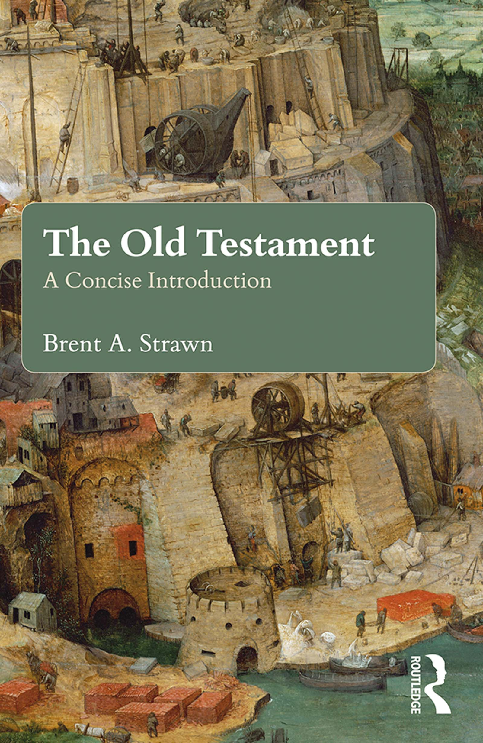 The Old Testament: A Concise Introduction book cover