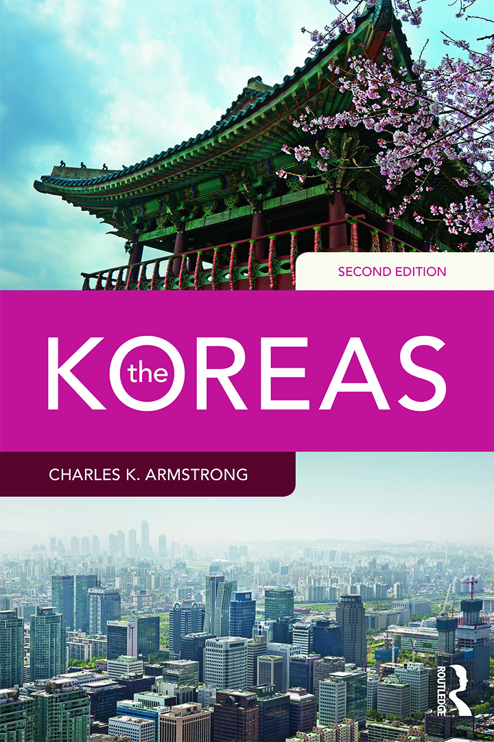 The Koreas: 2nd Edition (Paperback) book cover