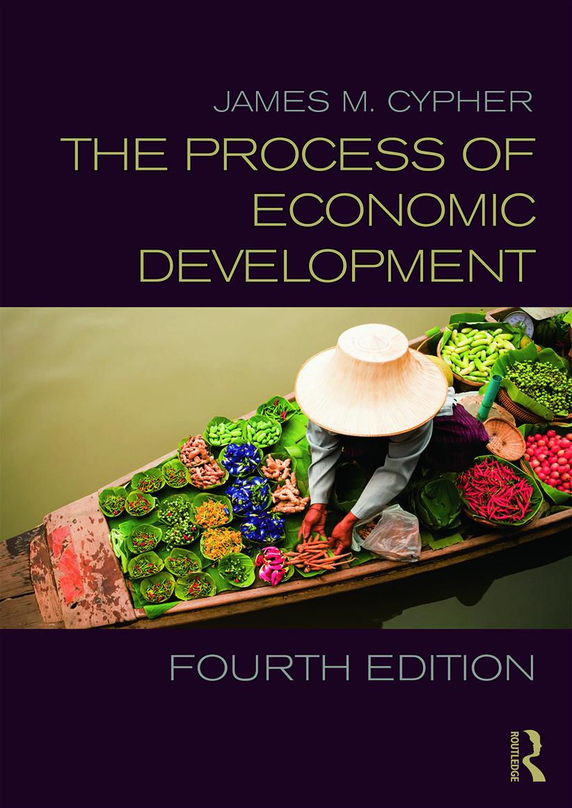 The Process of Economic Development book cover