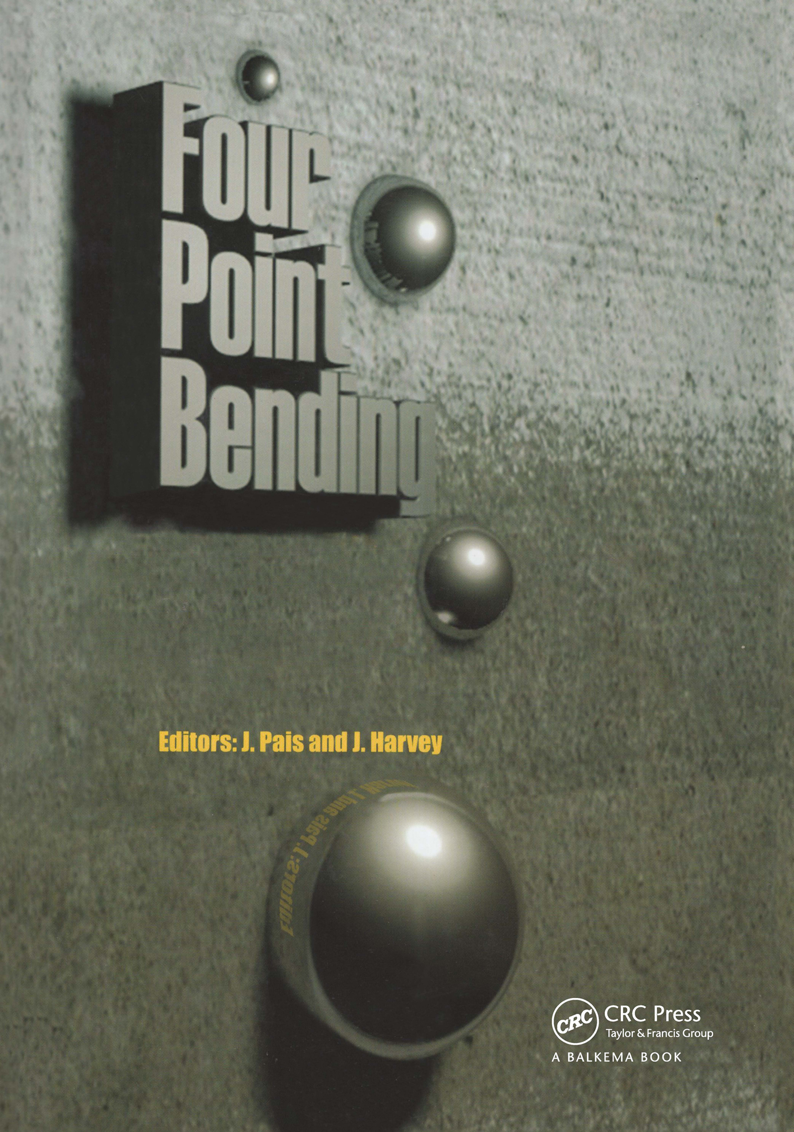 Four Point Bending (Pack - Book and CD) book cover