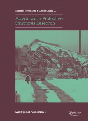 Advances in Protective Structures Research (Hardback) book cover