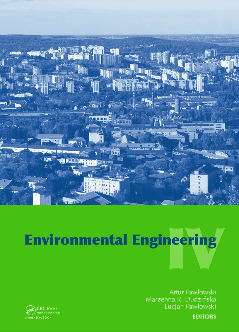 Environmental Engineering IV (Hardback) book cover
