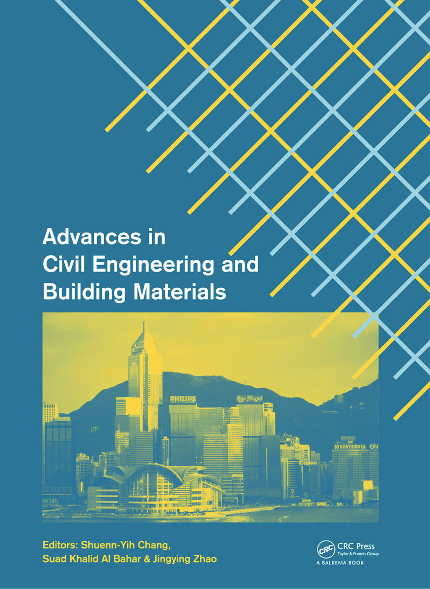Advances in Civil Engineering and Building Materials (Hardback) book cover