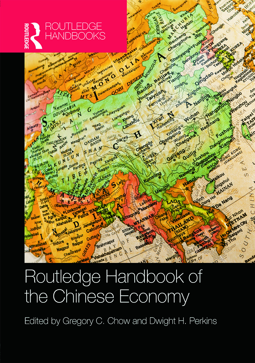 Routledge Handbook of the Chinese Economy book cover