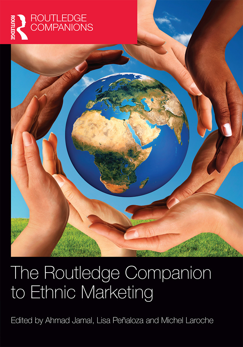 The Routledge Companion to Ethnic Marketing book cover