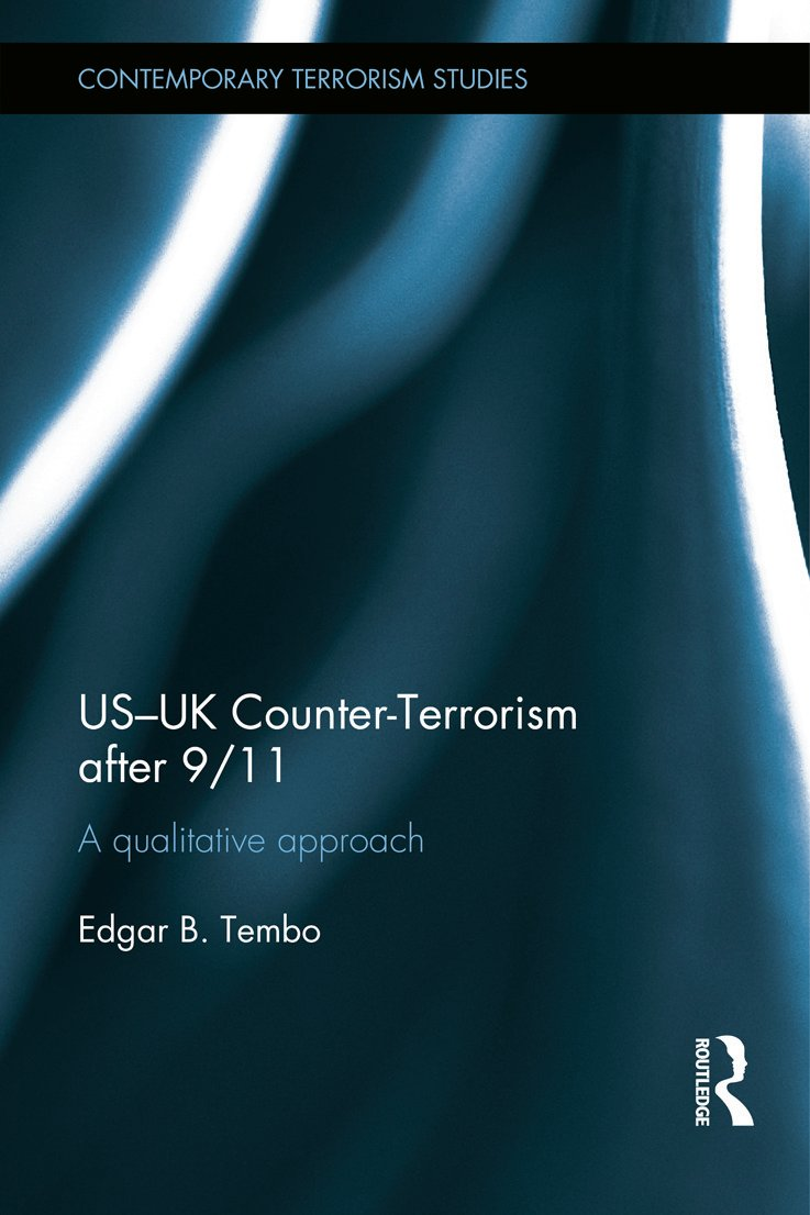 US-UK Counter-Terrorism after 9/11: A qualitative approach book cover